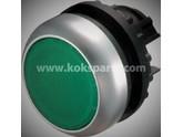 KO103318 - Druckknopf M22-DL-Grün