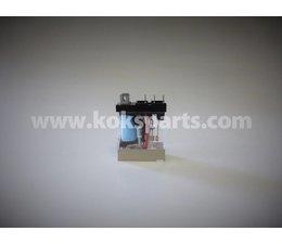 KO103304 - Relaisfuß OMRON. Typ: P7LF-06D