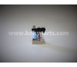 KO103304 - Relaisvoet OMRON. Type: P7LF-06D