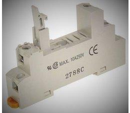 KO103302 - Relaisvoet OMRON. Type: P2RF-05-E
