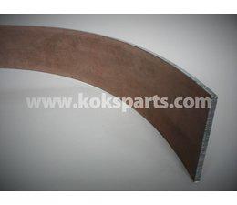 KO100107 - Verschleißplatte DN150