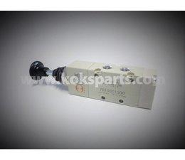 """KO105578 - Pneumatiek ventiel. Type: 5/2. Aansluitng: 1/4"""""""