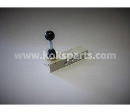 """KO105574 - Pneumatiek ventiel. Type: 5/3. Aansluiting: 1/8"""""""