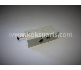 """KO105579 - Pneumatiek ventiel. Type: 3/2. Aansluiting: 1/2"""""""