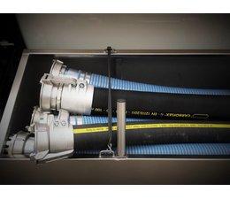 KO111265 - Slangenpakket Chemicaliën Camlock 4mtr.