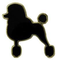 Godert.Me Godert.me Parisian Poodle pin black gold