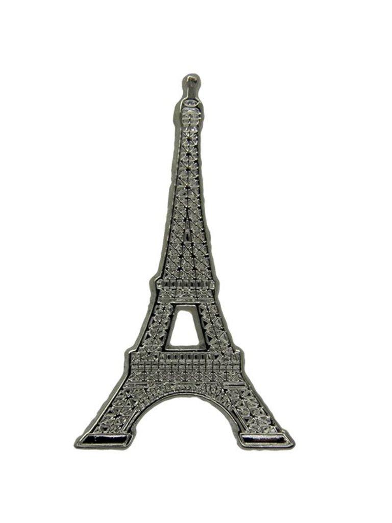 Godert.Me Godert.me Eiffel tower Pin silber
