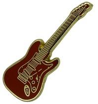 Godert.Me Godert.me Guitar pin red gold