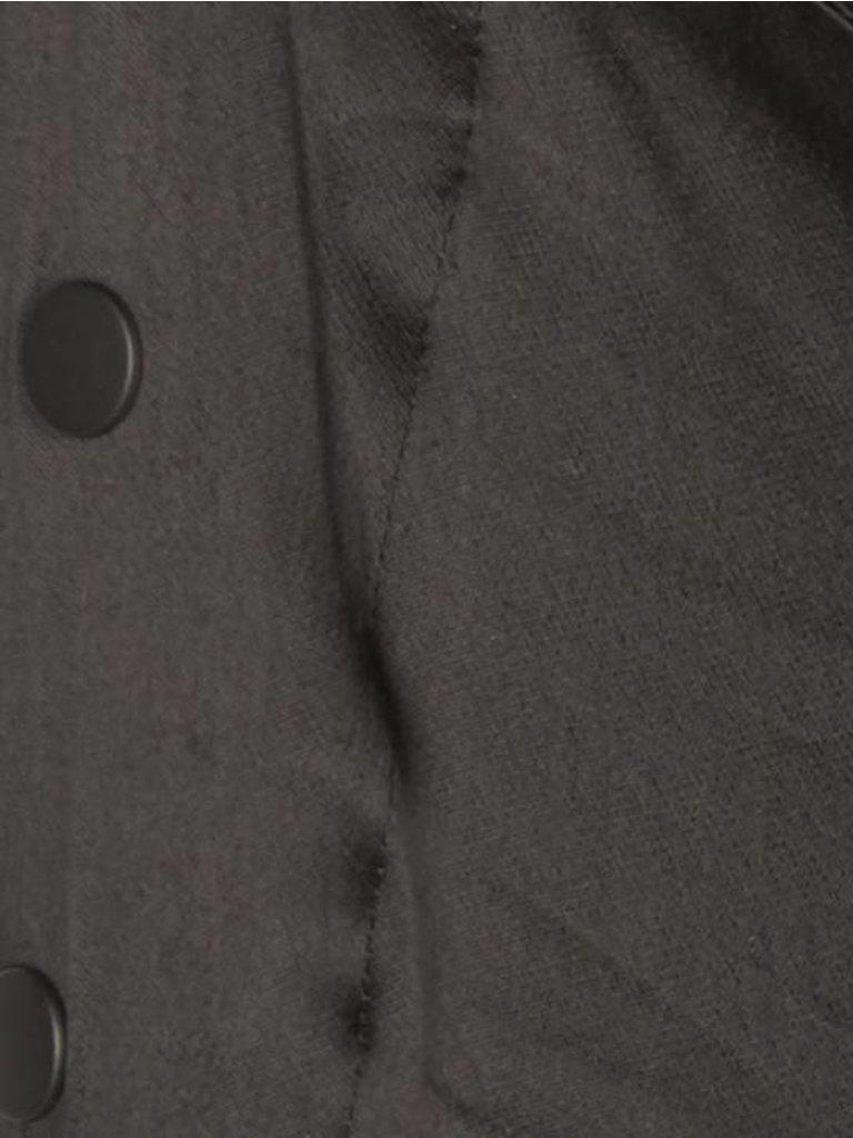 Kendall + Kylie Kendall + Kylie Bomber jumpsuit zwart