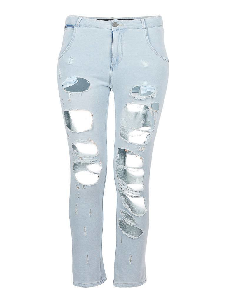 Acynetic Acynetic Billie ice blue jeans