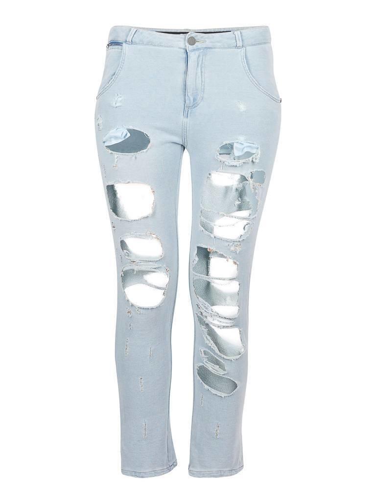 Acynetic Acynetic Billie jeans ijsblauw