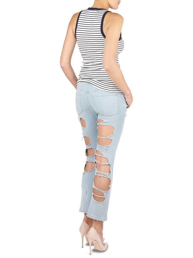 Acynetic Billie jeans ijsblauw