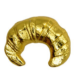 Godert.Me Godert.me Croissant Pin Gold glänzen