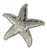 Godert.Me Godert.me Starfish pin zilver