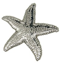 Godert.Me Godert.me Starfish pin silver