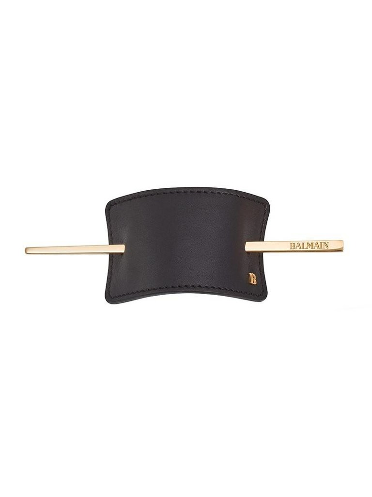 Balmain Hair Couture barrette zwart