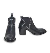 Mexicana Polacco laarzen zwart