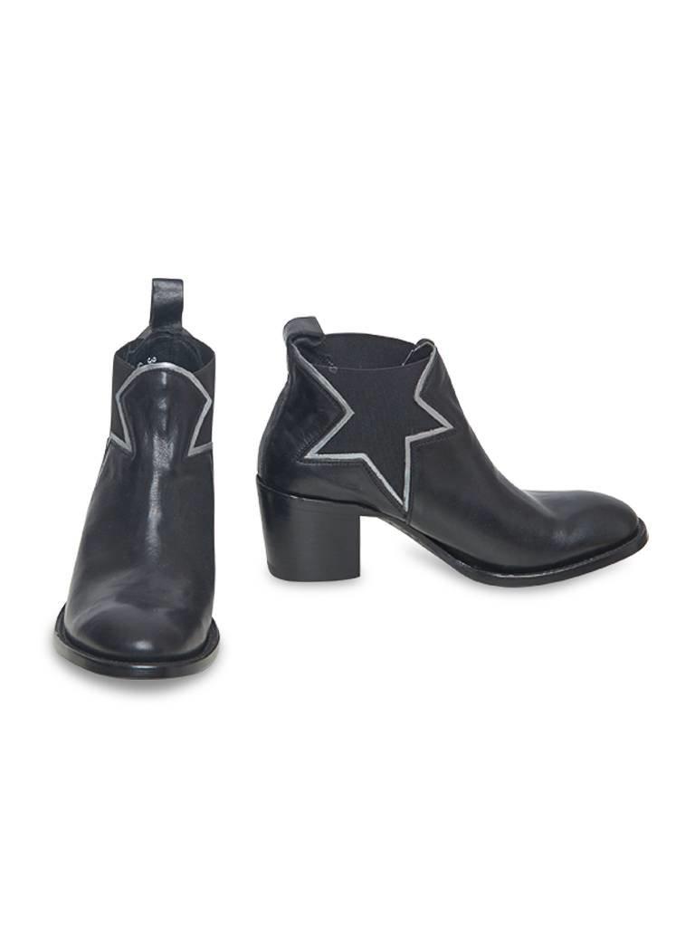 Mexicana Polacco Stiefel schwarz