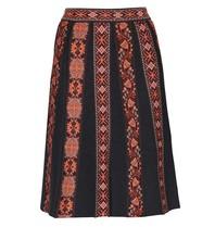 M Missoni M Missoni knit midi skirt gemusterten Mehrfarben