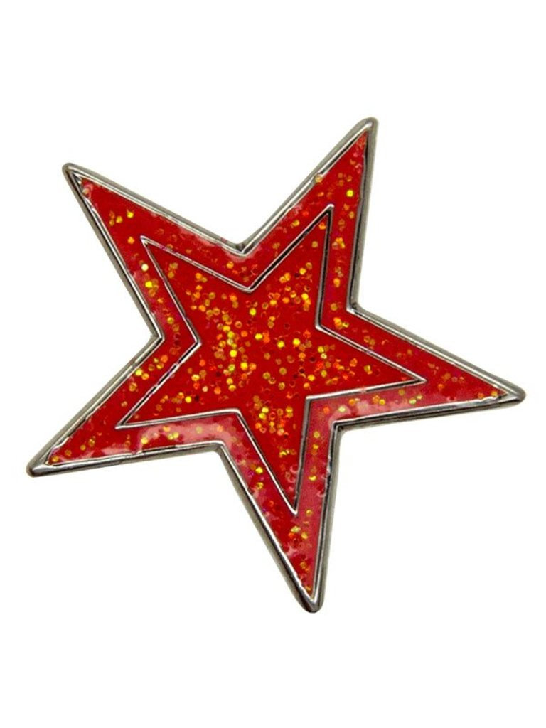 Godert.Me Godert.me Star pin red