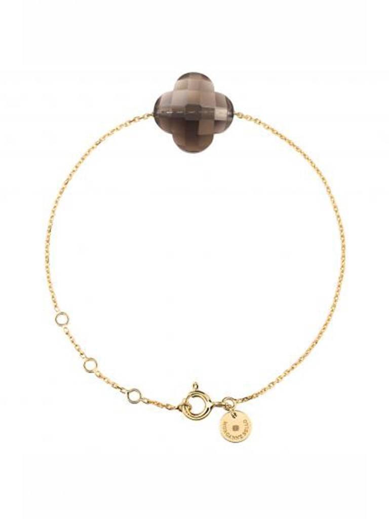 Morganne Bello Morganne Bello bracelet with smoky quartz stone