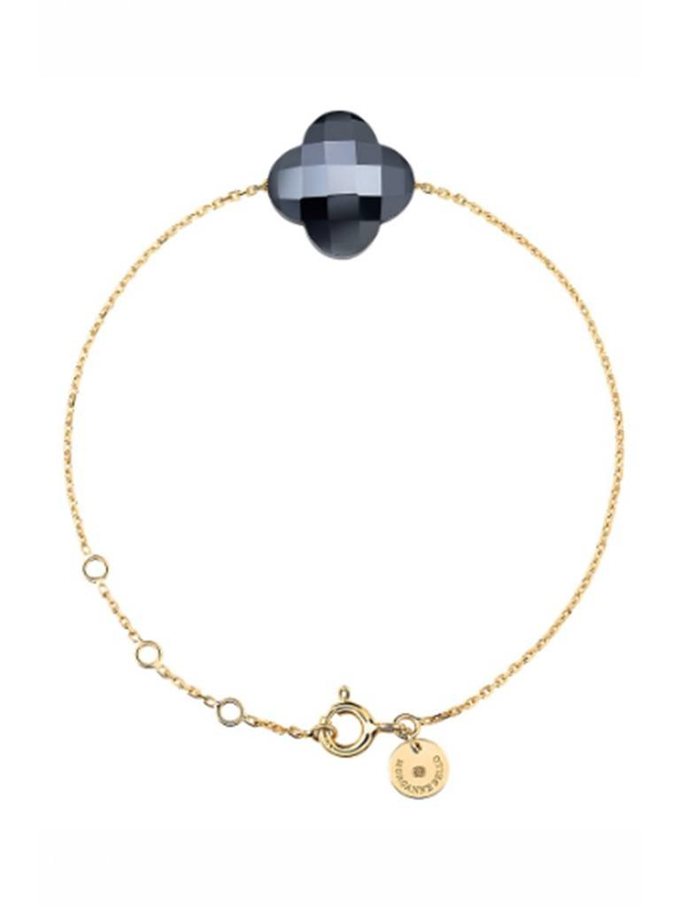 Morganne Bello Morganne Bello bracelet with hematite stone