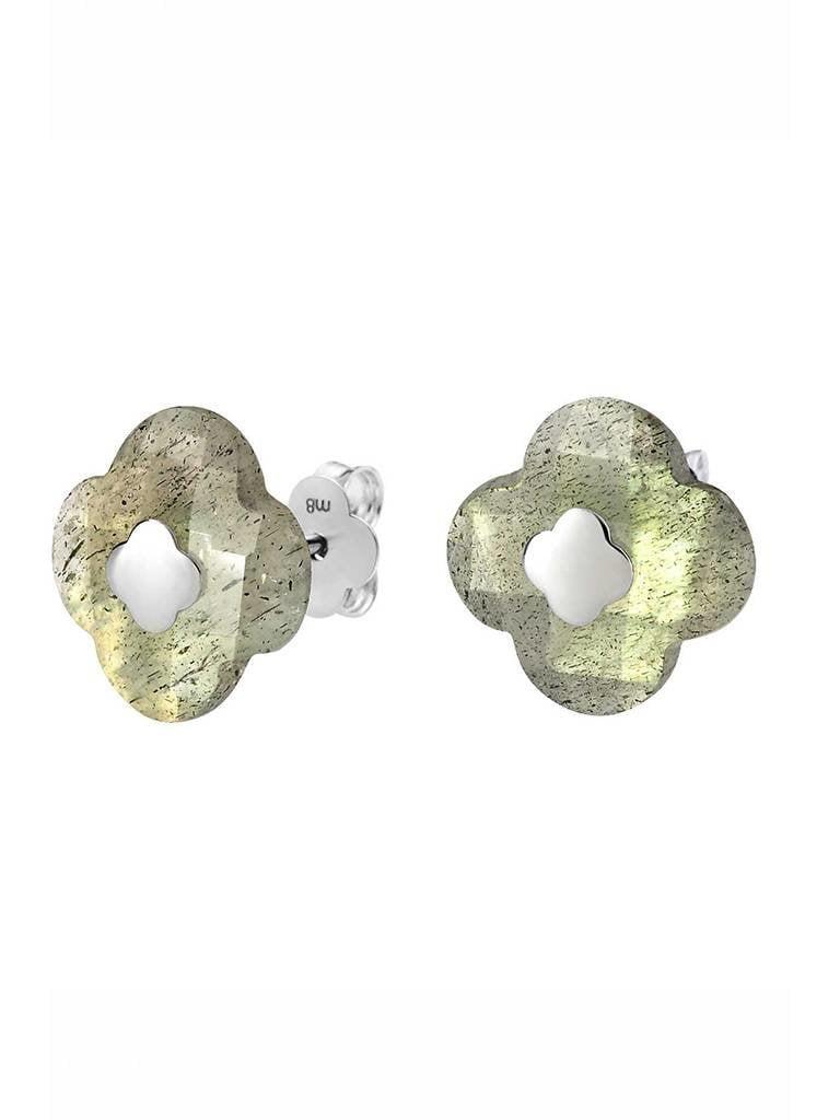 Morganne Bello Morganne Bello earrings labradorite