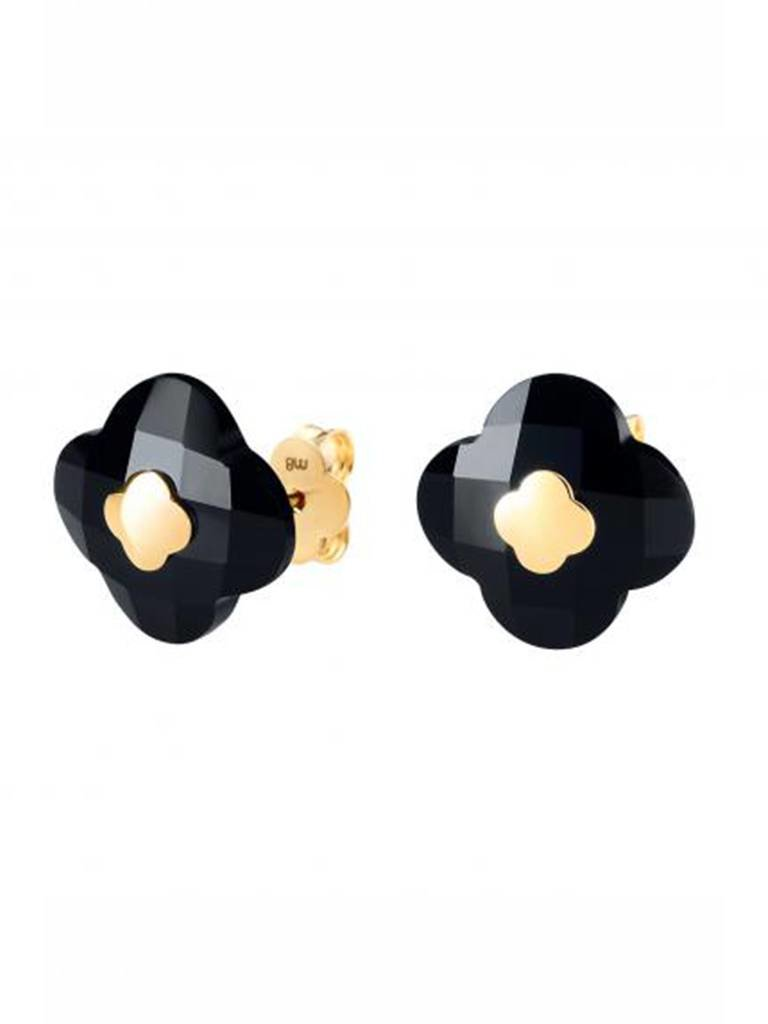 Morganne Bello Morganne Bello earrings onyx