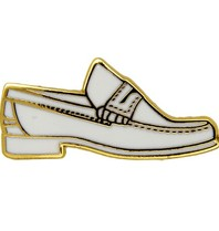 Godert.Me Godert.me Loafer shoe pin goud