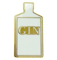Godert.Me Godert.me Gin bottle pin gold