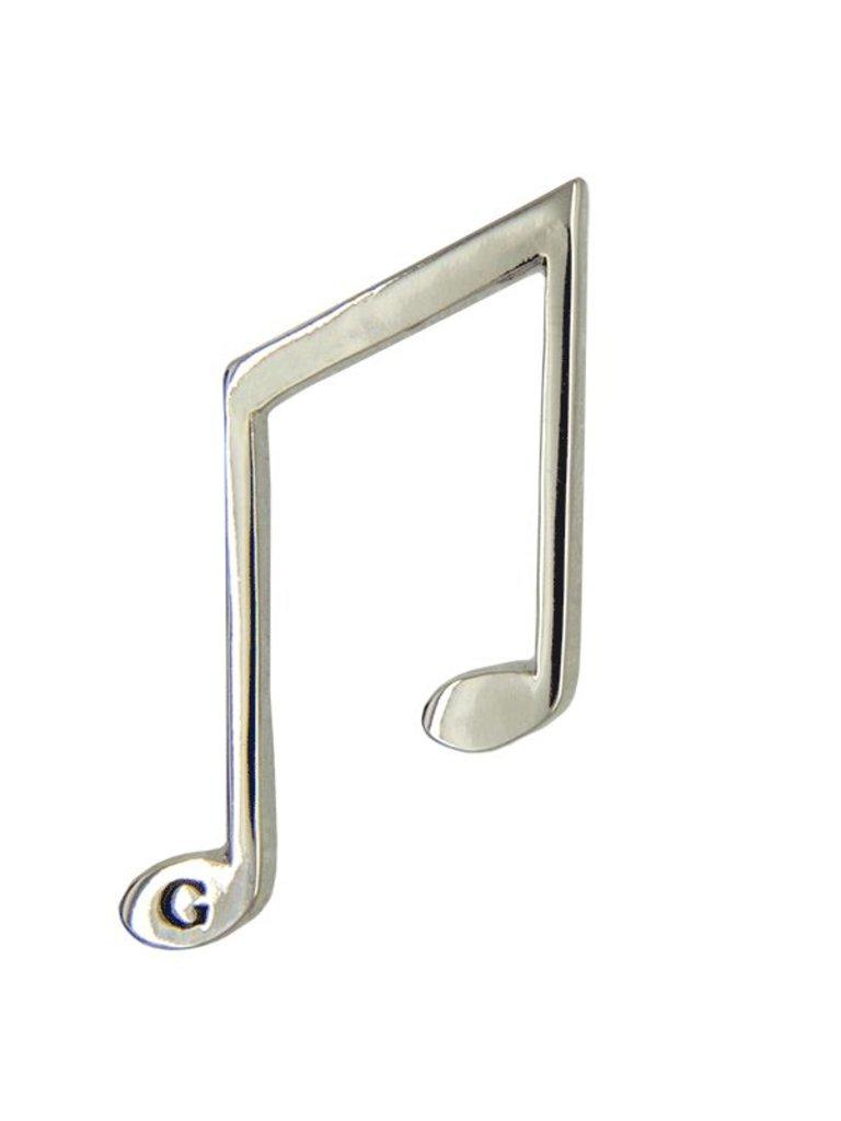 Godert.Me Godert.me Music note Stift Silber