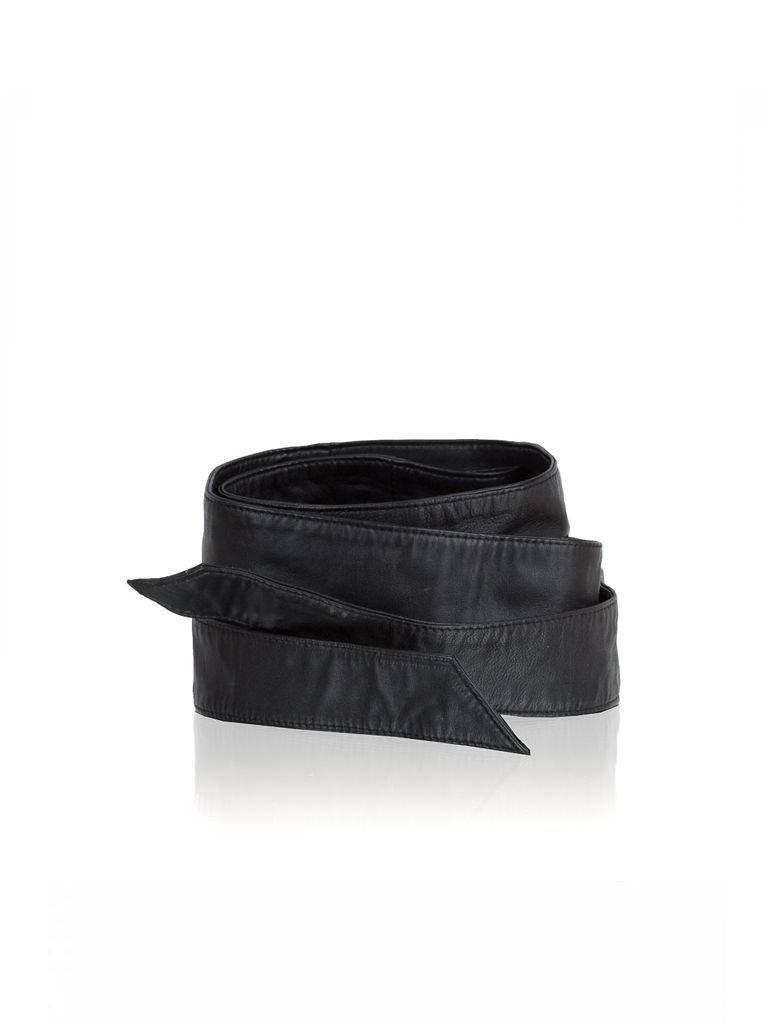 SET Fashion SET Fashion leren riem zwart