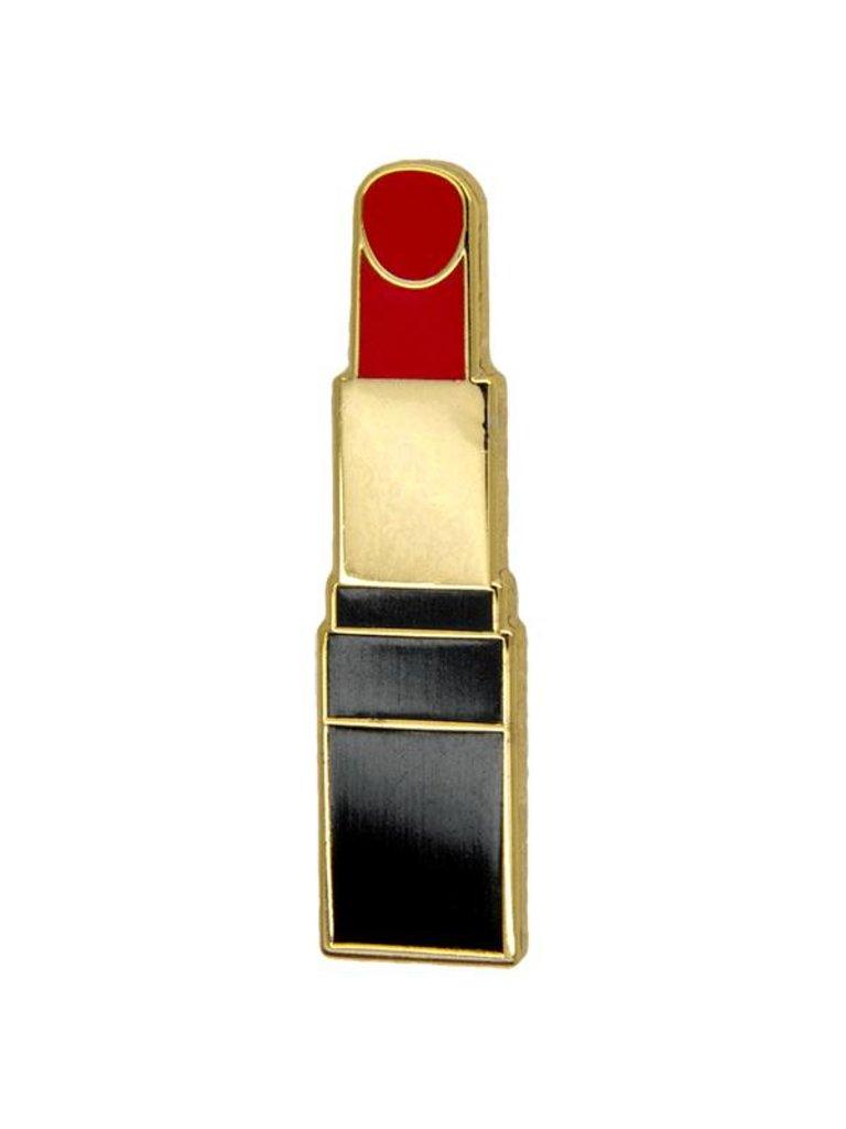 Godert.me Lippenstift gold / rot