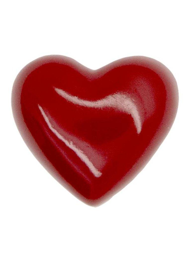 Godert.Me Godert.me 3D heart pin red