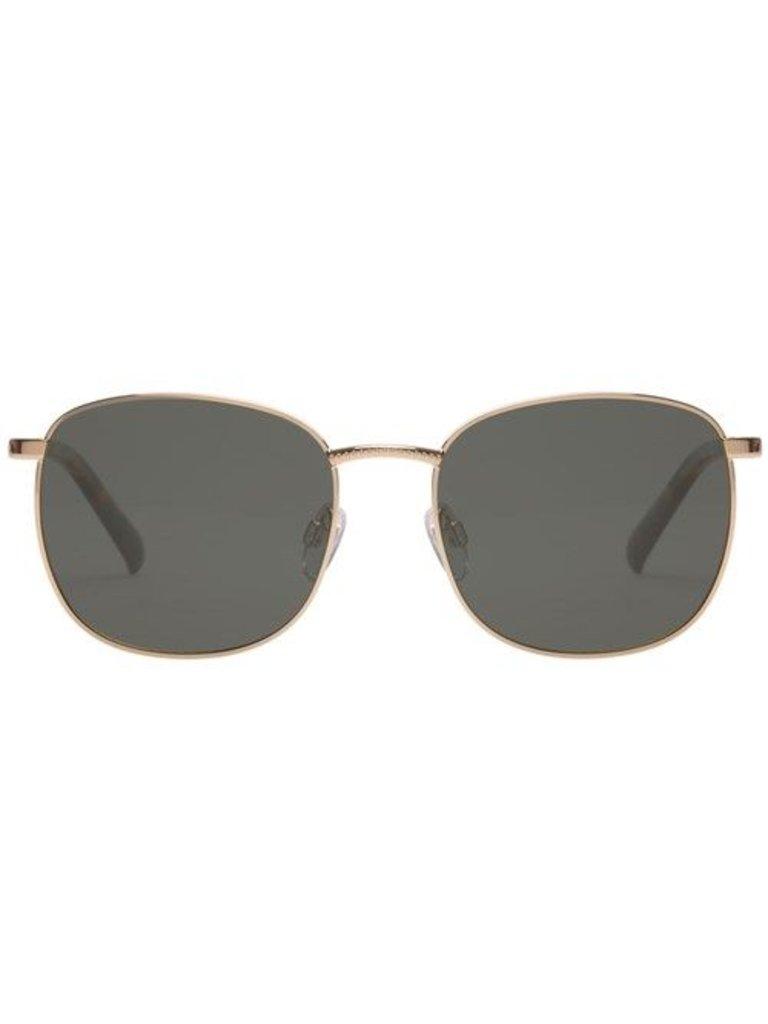 Le Specs Le Specs Neptune zonnebril goud