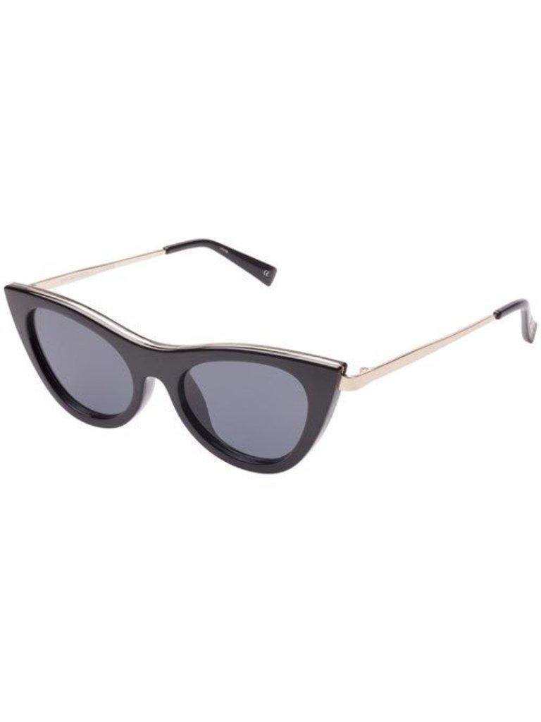 Le Specs Verzaubern Le Specs Enchantress Sonnenbrille Gold