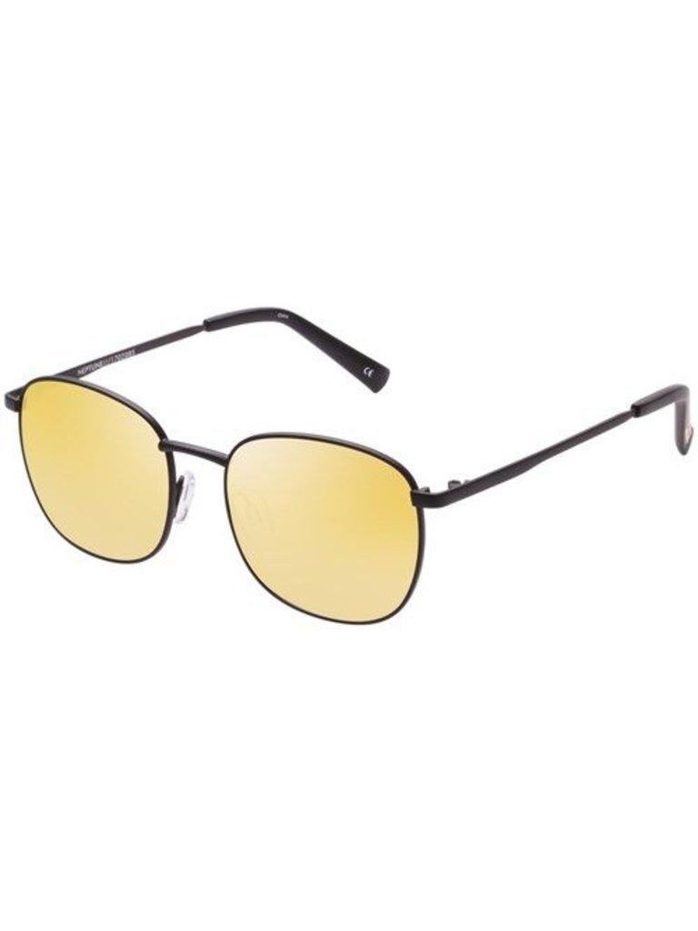 Le Specs Le Specs Neptune zonnebril mat zwart
