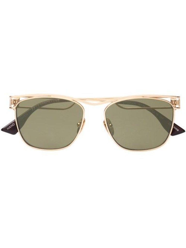 Le Specs Luxe Le Specs Luxe Utopian zonnebril goud