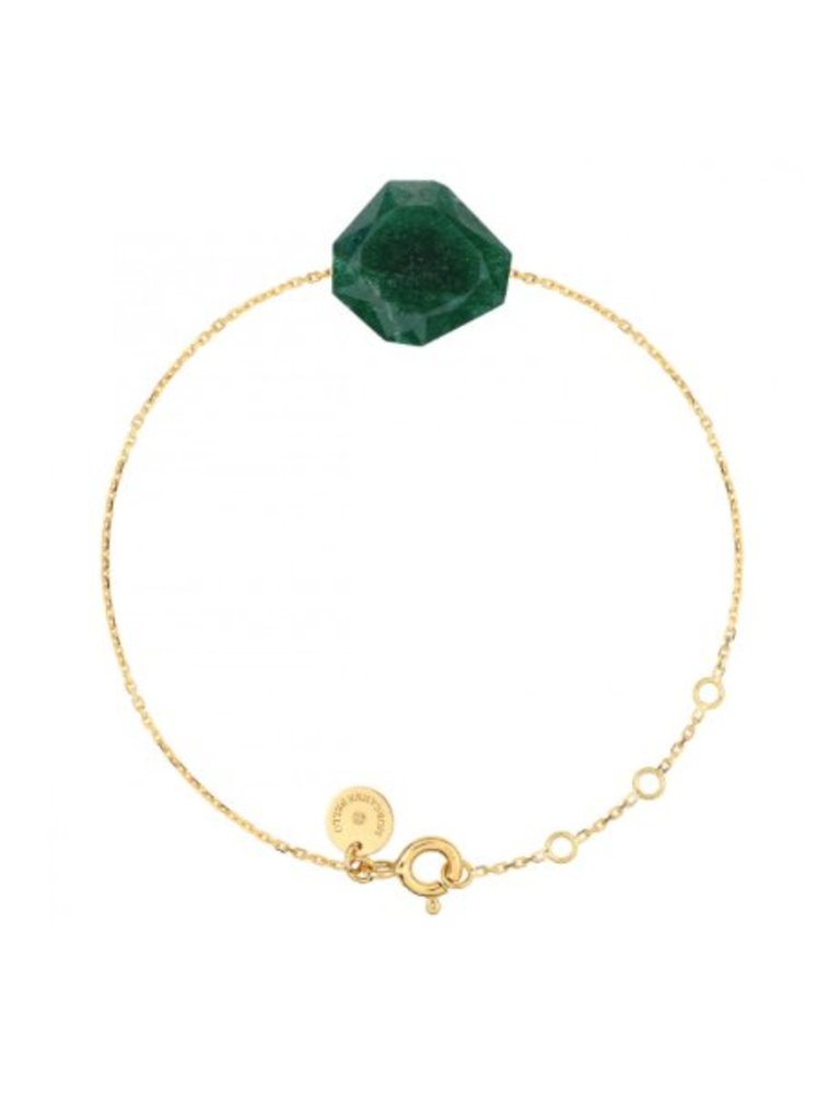 Morganne Bello Morganne Bello bracelet green Quartz