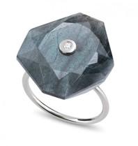 Morgane Bello Ring Labradorit