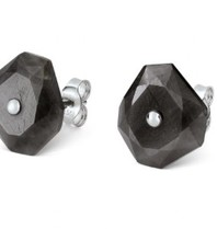 Morganne Bello Morganne Bello earrings gray Saphir