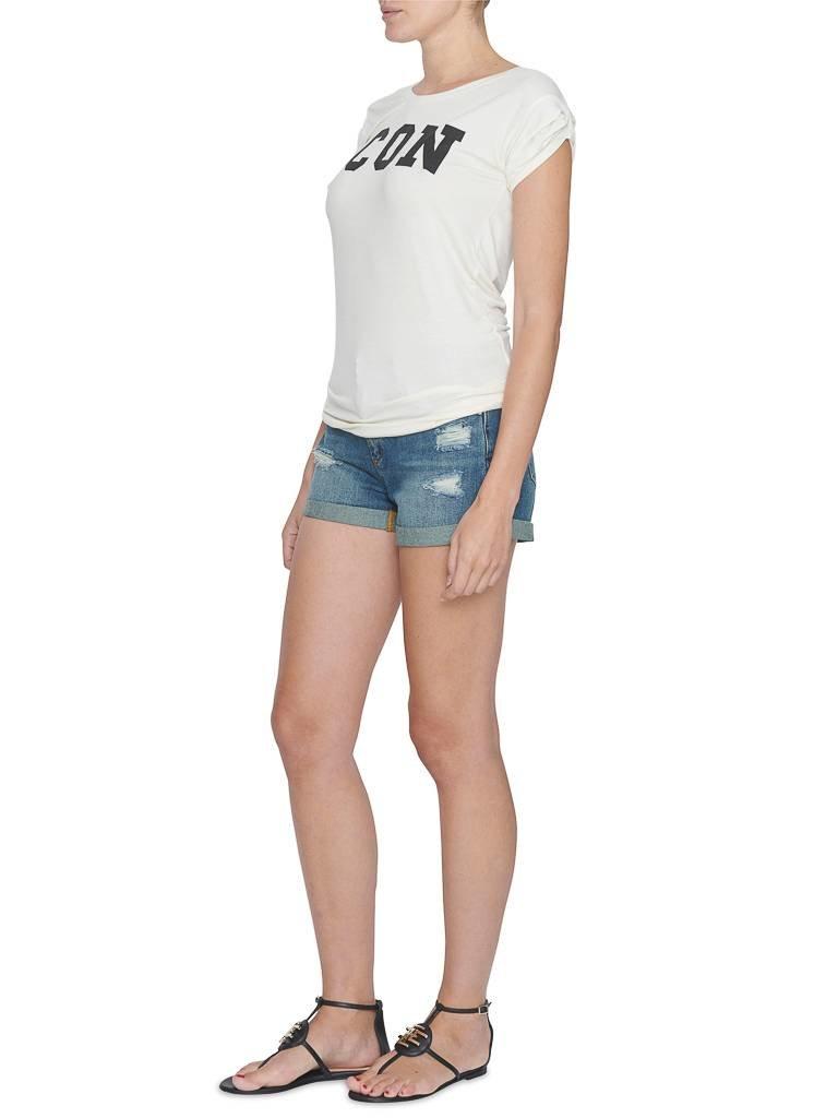 VLVT VLVT Icon T-Shirt creme