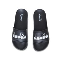 Diadora Diadora slipper black