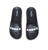Diadora slipper zwart