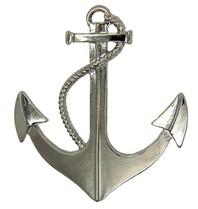Godert.me Anchor 3D silver