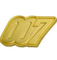 Godert.me 007 pin gold