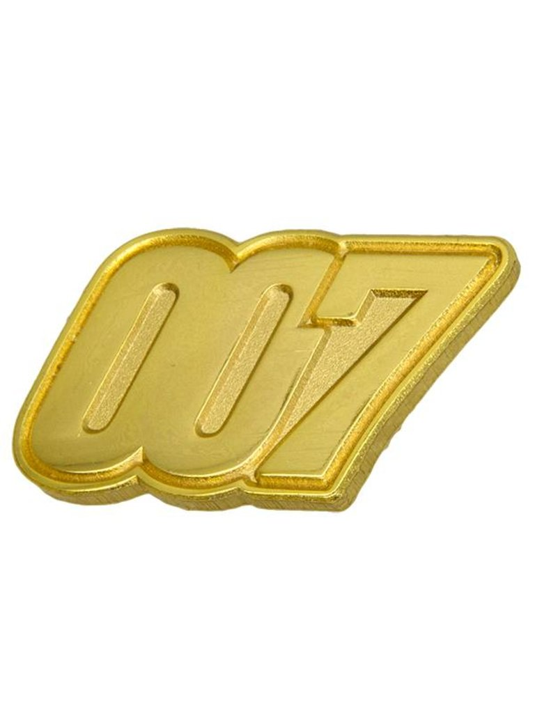 Godert.me 007 pin gold