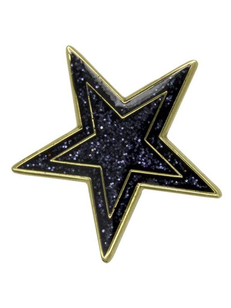 Godert.Me Godert.me Star pin blue gold