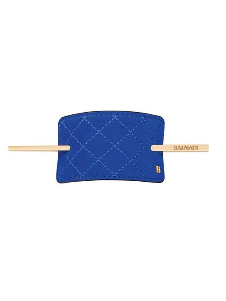 Balmain Hair Couture Haarspange blau