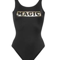 Zoe Karssen Magic Badeanzug schwarz